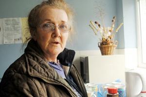 Patricia, Foxhill, 2012