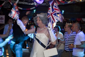 Royal Wedding Celebrations, The Lion Bar & Club, Walsall, 2011