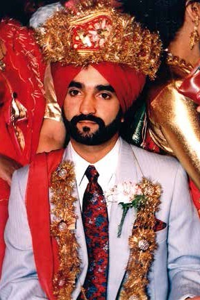 Wedding Day, 1987 Photo_Paramjit Aujla Singh, Jubilee Arts