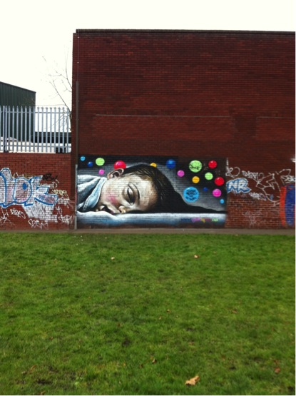 Graffiti by Title, 2012